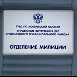 Отделения полиции Корсакова